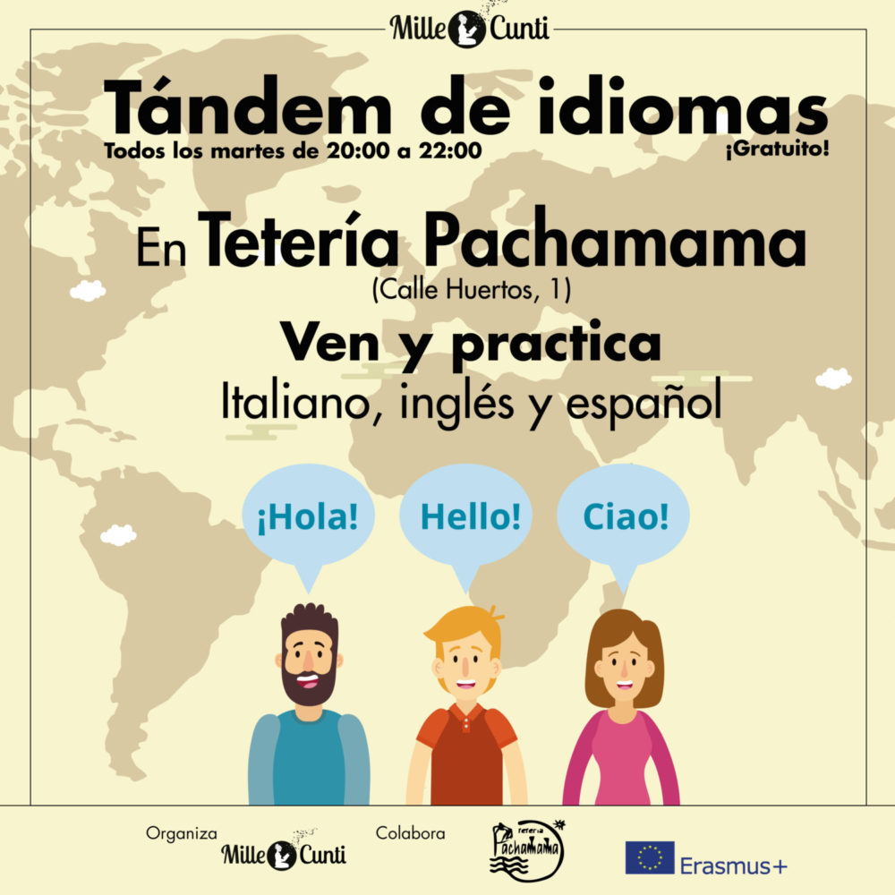 Tándem de idiomas